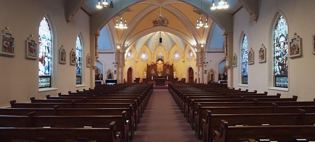 Saint Louis Interior